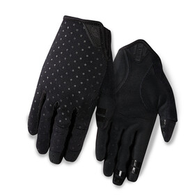 Giro LA DND Gloves Women black dots